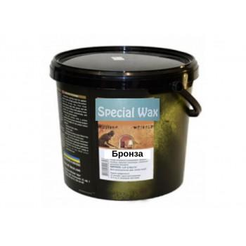 Воск для штукатурки Эльф Декор Special Wax Bronze (1 л)