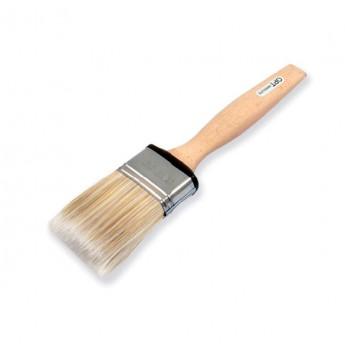 Кисть для покраски QPT Flat Wood Synt ABS 50 мм