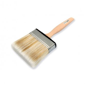 Кисть флейцевая QPT Absolute Blockbrush Nature Blond 100 мм