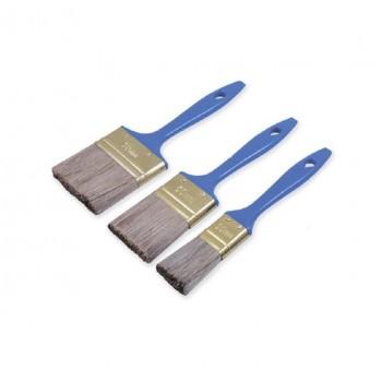Набор кистей для красок QPT Penselset  3-pack
