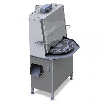 Машина для отделения косточек из сливы Spektrum КВ-450 до 450 кг/ч с порезкой плода