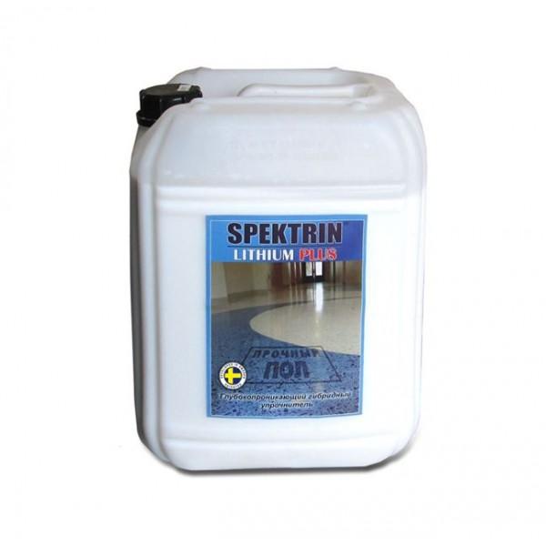 Фото - Пропитки упрочнители для бетона - Пропитка литиевая SPEKTRIN LITHIUM PLUS от Spektrum