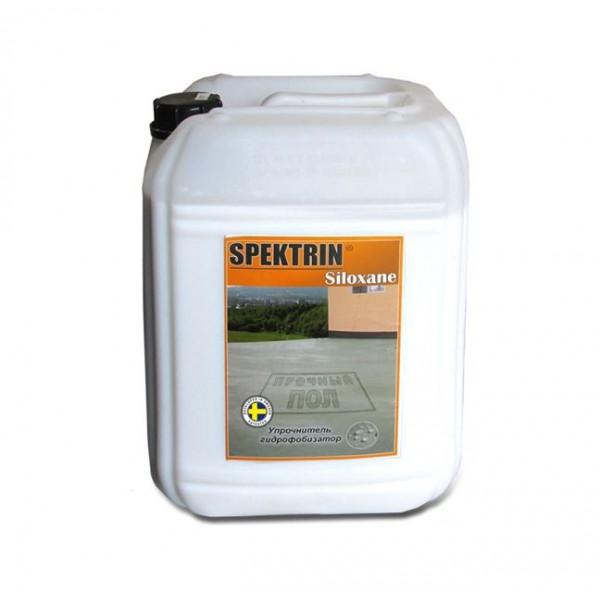 Фото - Пропитки упрочнители для бетона - Упрочнитель для бетонного пола SPEKTRIN SILOXANE от Spektrum
