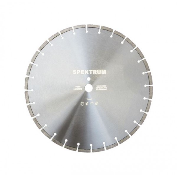 Фото - Отрезные алмазные диски - Диск алмазный по камню Spektrum Universal