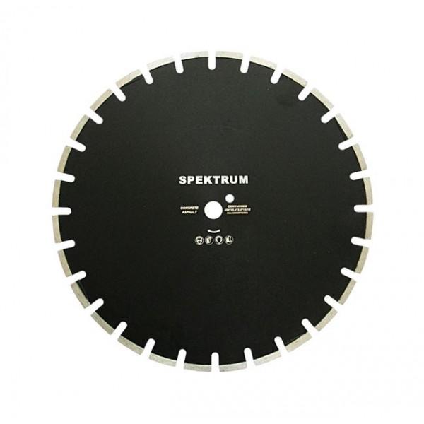 Фото - Отрезные алмазные диски - Диски алмазные сегментные Spektrum WH400