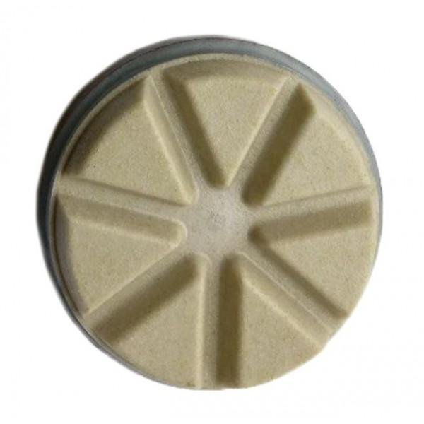 Полировальный пад керамика 100 grit (80*8 мм) мокрая шлифовка бетона