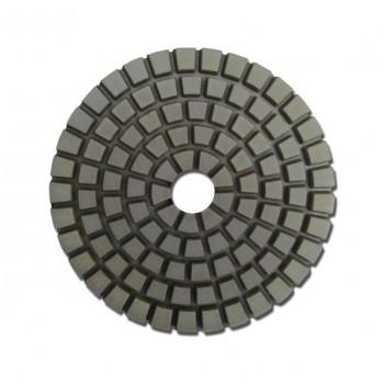 Круг алмазный шлифовальный гибкий диаметр 100 мм h 4 мм №50 от Spektrum