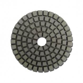 Круг шлифовальный гибкий диаметр Spektrum 100 мм h 4 мм №3000 алмазный