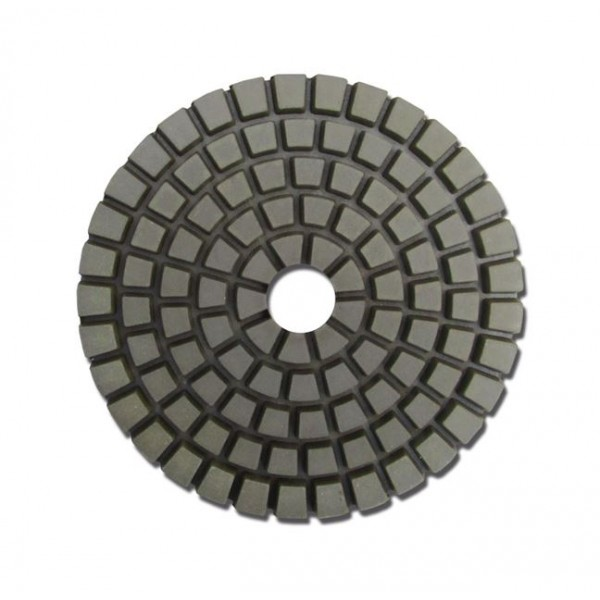Круги шлифовальные черепашка диаметр Spektrum 100 мм h 4 мм №1500 гибкие