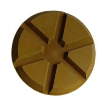 Полировальный круг черепашка Spektrum JXFX3084 диаметр 80 мм h 7 мм № 800 (пластик)