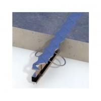 Профиль деформационный Синус-180 для бетонных полов