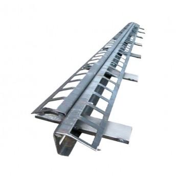 Профиль деформационных швов Бета-130  (высота 130мм / длина 3м)