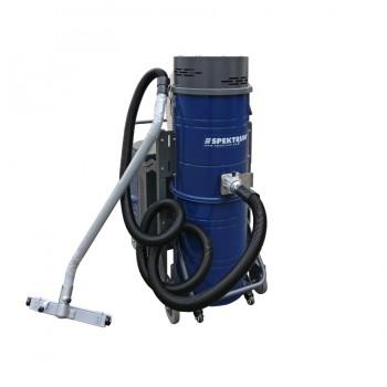 Промышленный пылесос для строительного мусора Spektrum SVC-7,5/380AL