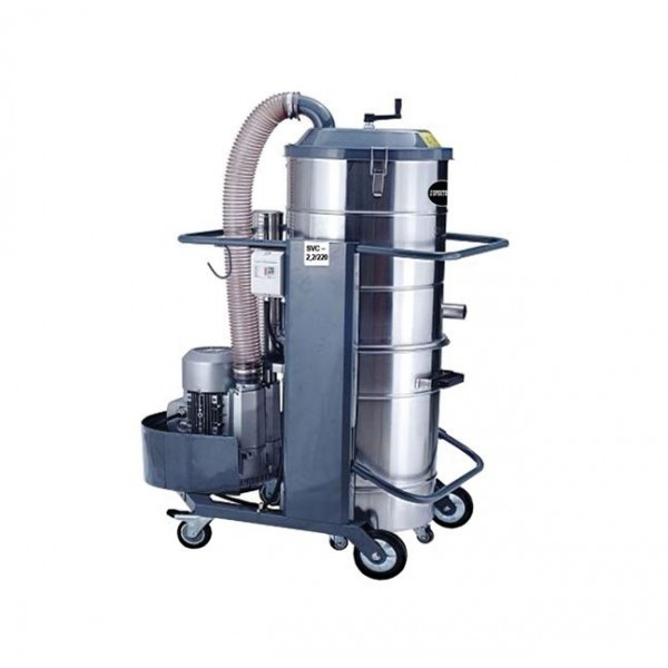 Промышленный пылесос для строительного мусора Spektrum SVC-2,2/220