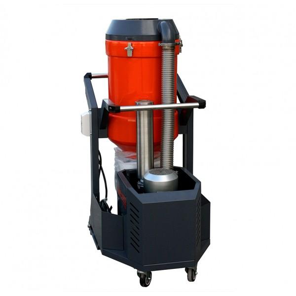 Фото - Промышленные пылесосы, пресепараторы - Строительный пылесос SVC-4/380TD