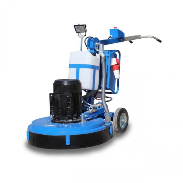 Фото - Шлифовально-полировальные машины - Шлифовально-полировальная машина Spektrum GPM-750 (МШ-750)