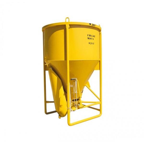 Бункер для бетона ББМ-2 (2 м3)
