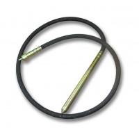 Гибкий вал для вибратора Spektrum ZIP-150 – длина 3 м, диаметр булавы 38 мм