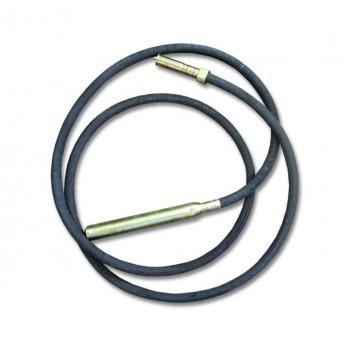 Гибкий вал для вибратора Spektrum ZIP-150 – длина 4 м, диаметр булавы 38 мм