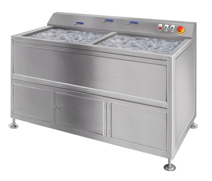 Промышленная моечная машина для овощей и фруктов